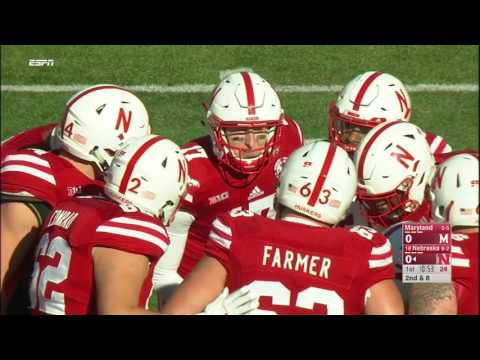 2016 - Maryland at #18 Nebraska