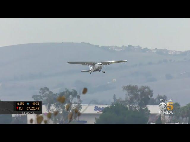FAA Takes Moves To Keep Santa Clara's Reid-Hillview Airport Open