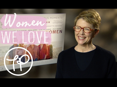Five minutes with Annette Bening