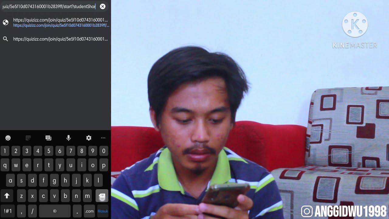 Cara Mengetahui Kunci Jawaban Quizizz Yang Benar Terbaru Tanpa Kode Dengan Android 100 Work Youtube