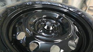 Покраска колёсных дисков за 250 рублей и час работы. cмотреть видео онлайн бесплатно в высоком качестве - HDVIDEO
