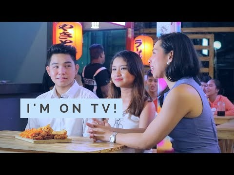 I'M ON TV! - TV5 Feature - HeyDjAcey Happenings