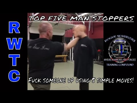 FUCK SOMEONE UP using 5 simple moves!!