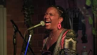Angela Fabian 'Dock of the bay' Jazz & Blues Collective