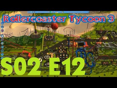 RCT3 Platinum - The Next Big Theme Park - Season 2 - Episode 12