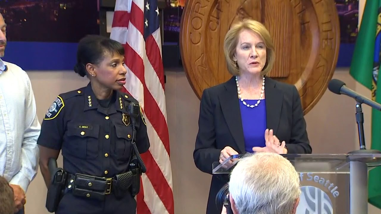 Carmen Best becomes first Black female police chief in Seattle