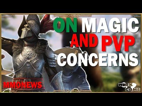 New World MMO Magic And PvP Sandbox Concerns   MMO News