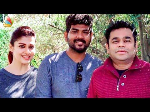 Nayanthara's Fan Moment With AR Rahman | Vignesh Shivan | Tamil Latest News