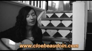 I wonder-Bobby Bazini cover by cloebeaudoin
