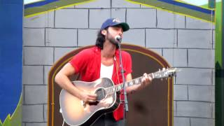 "Shakey Graves - ""Christopher Columbus"" - LIVE @ Prescott Park - 2014.07.25 - Portsmouth, NH"