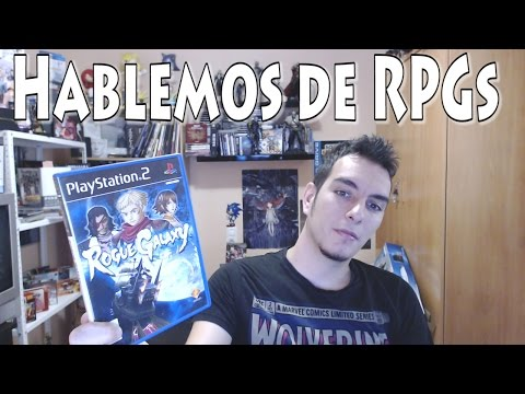 Hablemos de RPGs: Rogue Galaxy (Playstation 2) Análisis / Review en Español: Episodio 14