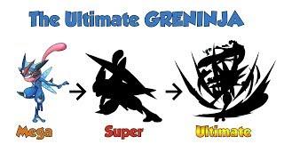 The ULTIMATE Evolution Form Of GRENINJA
