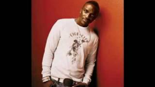 Akon ft. Nas - Locked Up / One Love (lyrics)