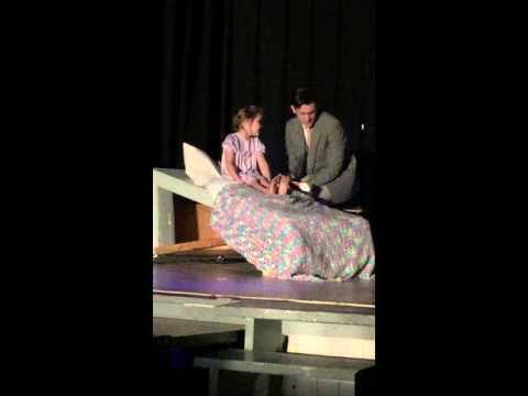 "Sparhawk School - ""It's A Wonderful Life"" rehersal  - Stella Scene 1"