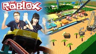 Roblox ITA - Il Parco Acquatico!!! - #26 - Theme Park Tycoon 2 (Ep 3)