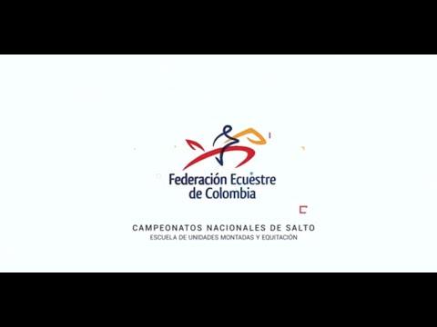 CAMPEONATOS NACIONALE DE SALTO 2020