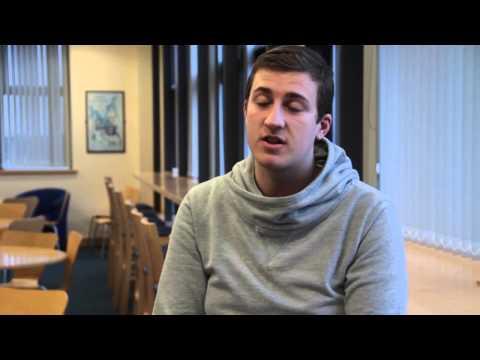 NUI Galway, General Nursing student interview - Noel Byrne