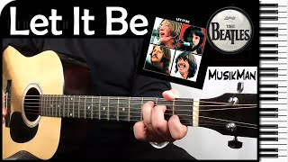 Let It Be 🙏 / The Beatles / Cover