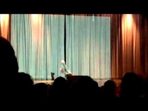 Monstazz | JJ Daniell Middle School Talent Show | 2012