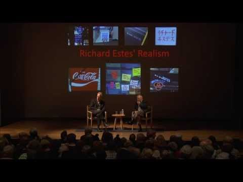 An Evening with Richard Estes - Smithsonian American Art Museum