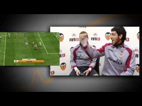 Desafío valencianista FIFA 13, Roberto Soldado vs Dani Parejo