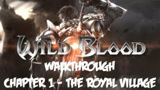 Wild Blood (by Gameloft) - iOS / Android - Walkthrough - Chapter 1
