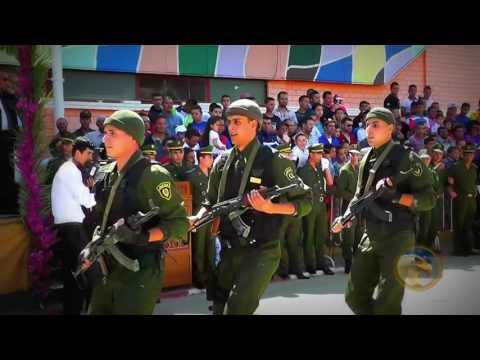 فصائل الأمن والتدخل ssi للدرك الوطني