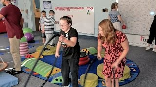 The Sensory Room: Helping Students With Autism Focus & Learn