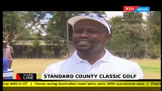 Standard Classic County Golf tournament takes place at the Eldoret Club