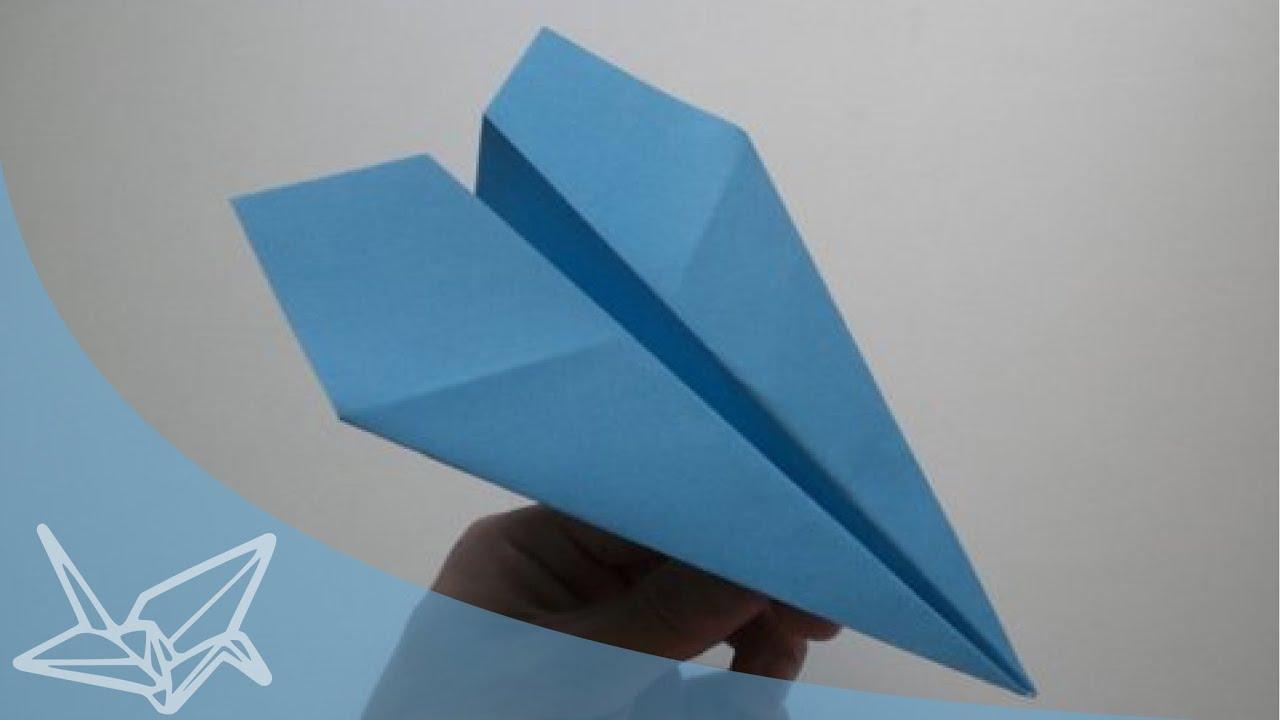 Origami Super Plane