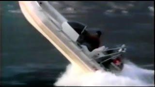 Insane Small Marine Rib With A F1 Engine! 300 Hp! 2015