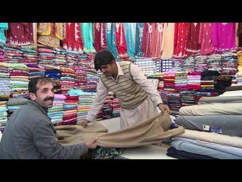 Swat's silk industry killed by Pakistan Taliban militancy