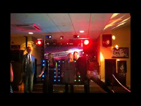 CB Entertainment Limited presents The Occasions