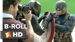 captain america civil war b roll 2 2016 chris evans scarlett johansson movie hd