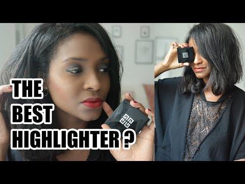 GIVENCHY le meilleur highlighter ? + Tuto