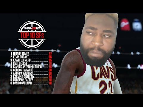lets Play #12   NBA 2K18 the NEw Lebroun JAMES  !!!!!!