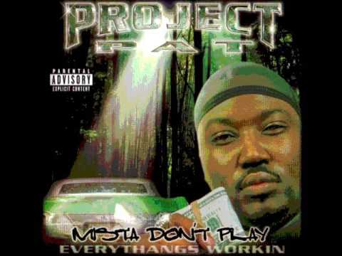 Project Pat Ft. Crunchy Black - Don't Save Her