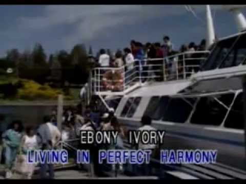 Paul mccartney - Ebony and ivory [ karaoke version ]