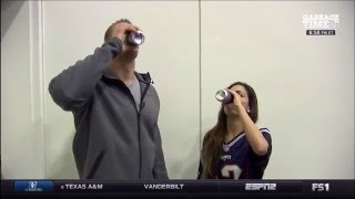 "Rob gronkowski on ""garbage time"" with katie nolan (thursday, feb 4, 2016)"