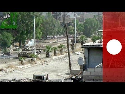 İran Suriye'ye asker gönderiyor