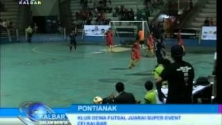 EVENT COPA FUTSAL INDONESIA REGIONAL PONTIANAK