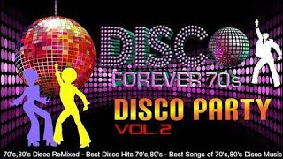 Baixar [SoundMix Dj] 70's, eighty's Disco Greatest Hits || 70's, eighty's Disco Party Mix