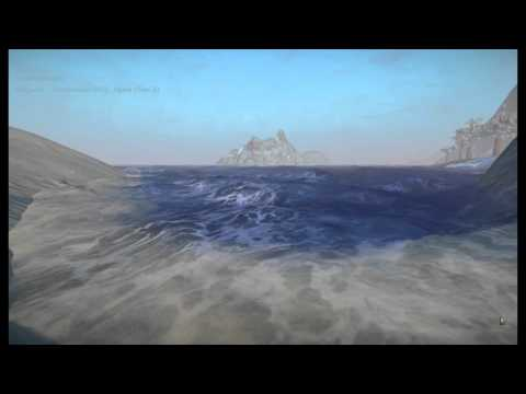 Oceans in Landmark