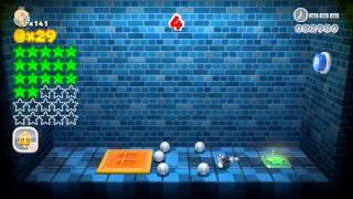 Super Mario 3D World - Mystery House Marathon