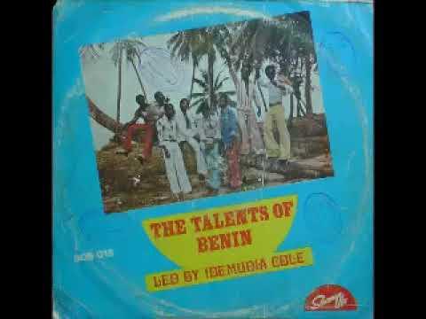 The Talents Of Benin Led By Idemudia Cole - (St) Ewakpe 70s Naija Highlife Folk Afro FULL Album