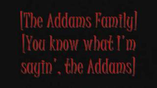 Mc Hammer - Addams Groove (Lyrics)