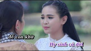 [Karaoke - Beat Gốc] Nụ Cười Của Mẹ - Quỳnh Trang