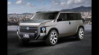 New Toyota TJ Cruiser Hybrid, Infinity Autonomous Drive, Lamborghini прототип Urus автоновости смотреть