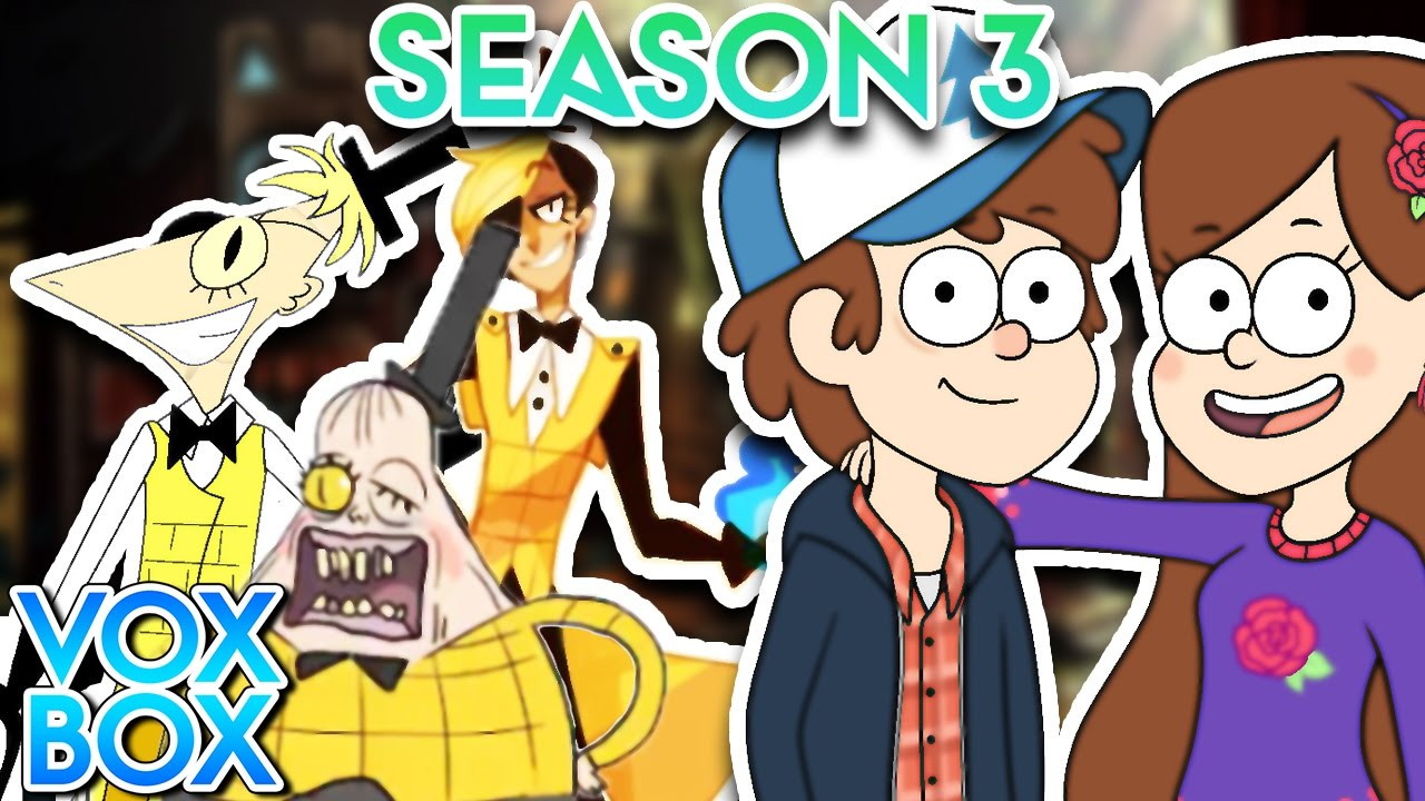 Gravity Falls Season 3: How To Do It - Vox Box