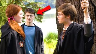 Wichtige, aber gelöschte Szenen in Harry Potter